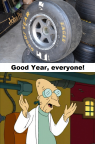 Good Year, everyone! (Futurama)