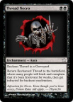 Thread Necro card