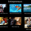Entrepreneurs - What people think of