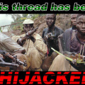 Thread hijacked black gang