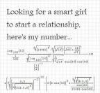 Looking for a smart girl