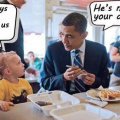 Is Obama spying online?
