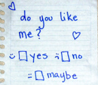 Do you like me?