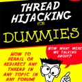Thread hijacking for Dummies