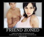 Friend-zoned