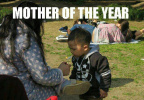Mother of the year (2)