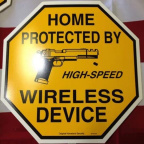 High-speed wireless protection
