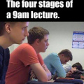 9 A.M. lecture 4 stages