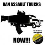 Ban assault trucks, NOW!!