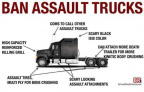 Ban assault trucks