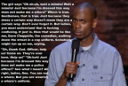 Whore uniform (Dave Chappelle)