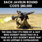 Expensive Javelin