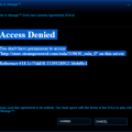 EULA access denied (Steam)