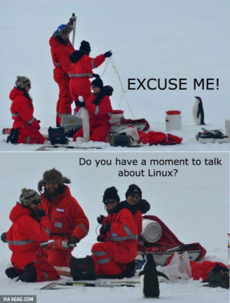 Talk about Linux