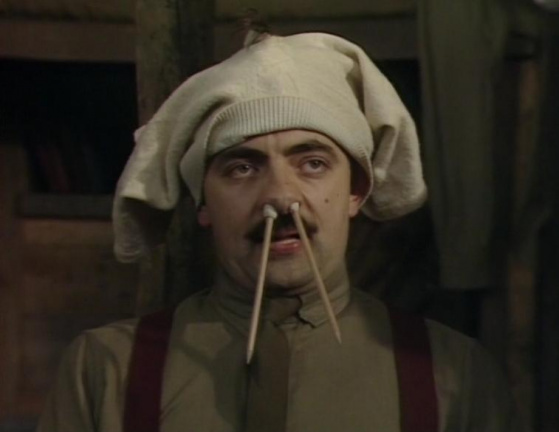Blackadder Goes Forth - Trick from the Sudan