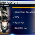 Asiana Flight 214 crew