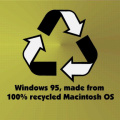 Windows Recycled Mac