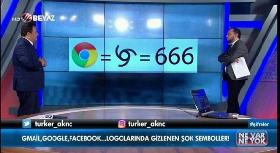 Proof that Chrome is the Devil