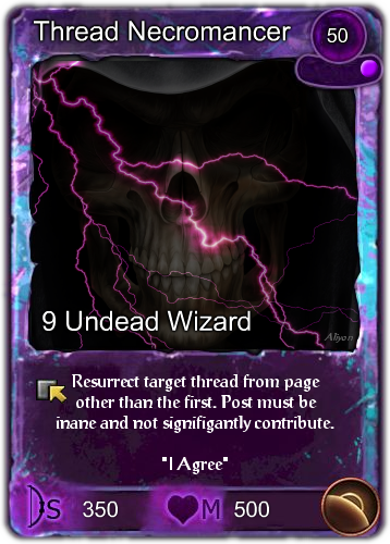 Thread Necromancer card 2